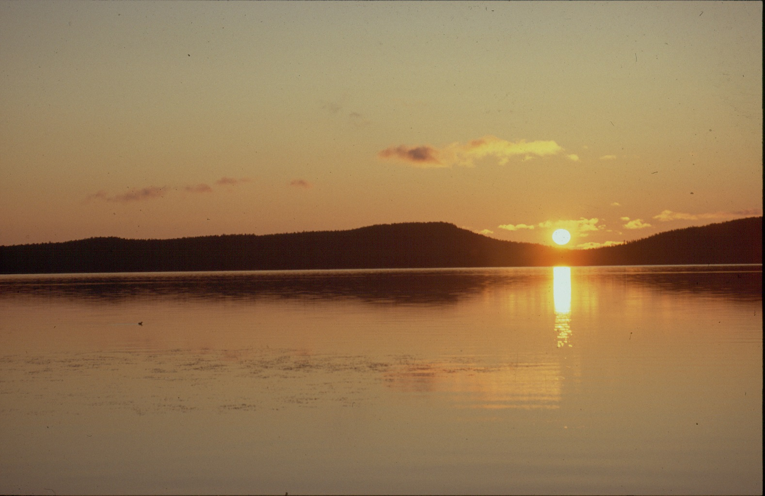 midnight sun lapland 2