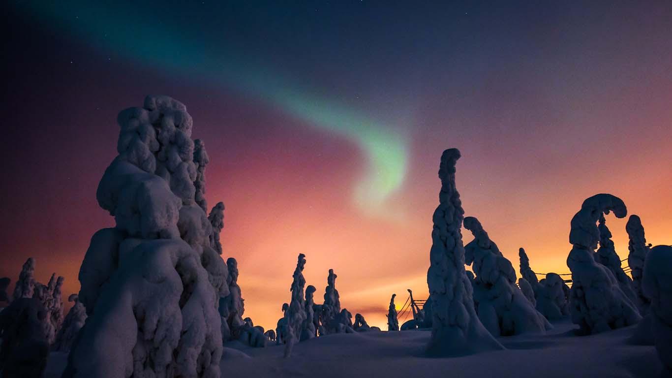 Nordlichter beobachten