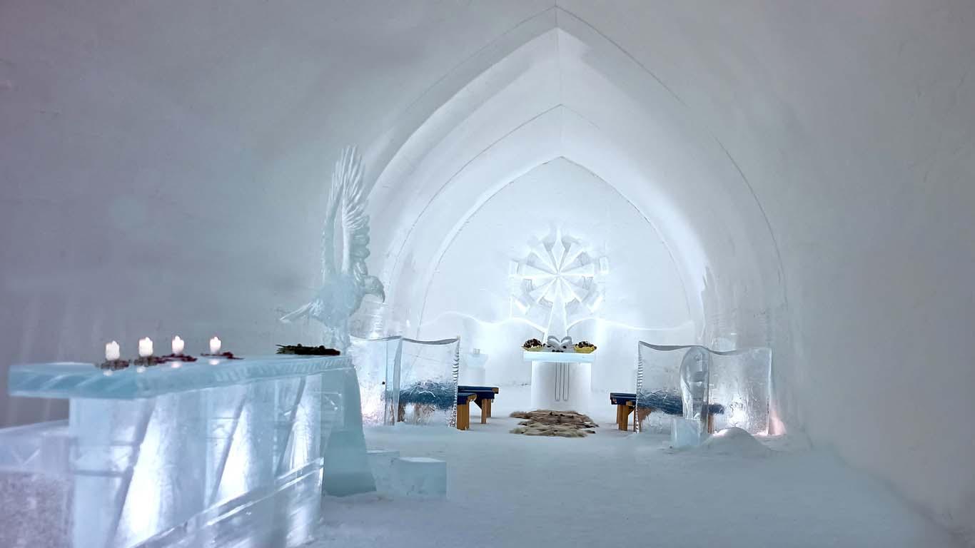 """Résultat de recherche d'images pour """"Igloo Restaurant lapland"""""""